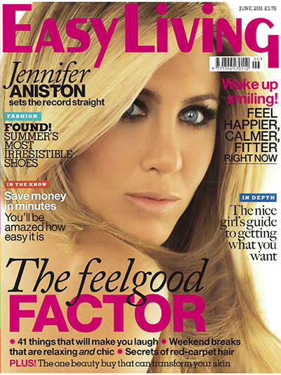Easy Living Jun 2011 cover