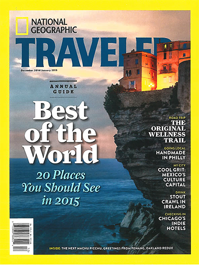 Nat Geo Travel 1 cover