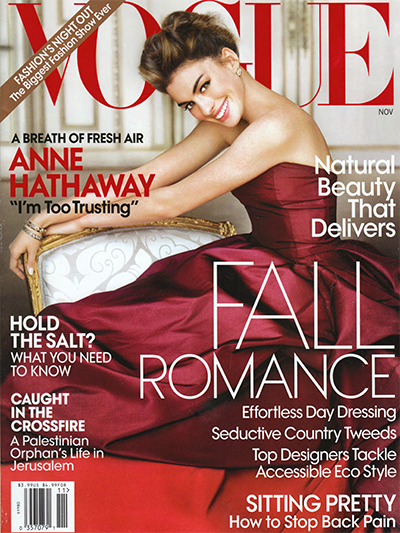 Vogue Nostalgia 1 cover